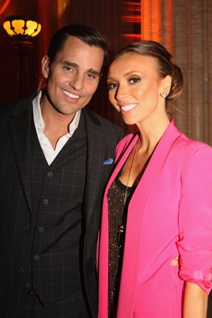 New parents Giuliana and Bill Rancic detail their first moments with baby Edward Duke