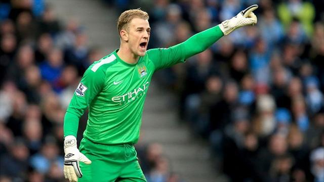World Cup - Pellegrini wants Hart in top form for Brazil