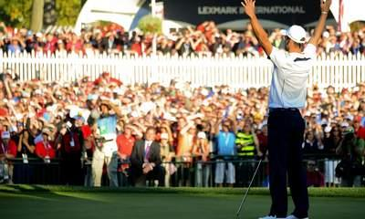 Europe Win Golf's Ryder Cup