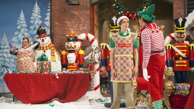 """""""Kickin' It"""" - """"Oh, Christmas Nuts!"""" on Disney XD Monday, 12/3 at 8pm"""