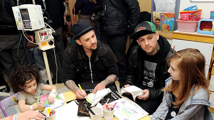 Good Charlotte Childrens Hospital