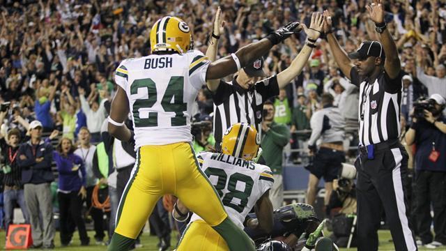NFL admits Packers error but call stands