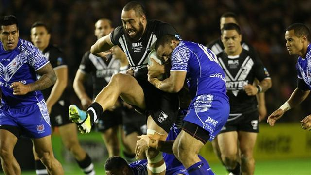 Rugby League - Sue set to face Fiji