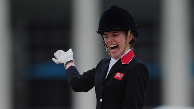 2012 London Paralympics - Day 6 - Equestrian