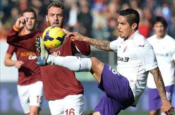 Fiorentina - Roma Betting Preview: Red-hot Giallorossi to maintain their dominance over La Viola