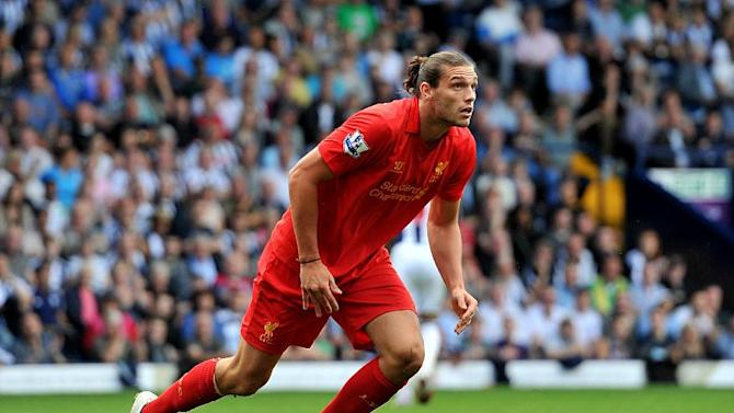 Andy Carroll will not be leaving Liverpool on loan