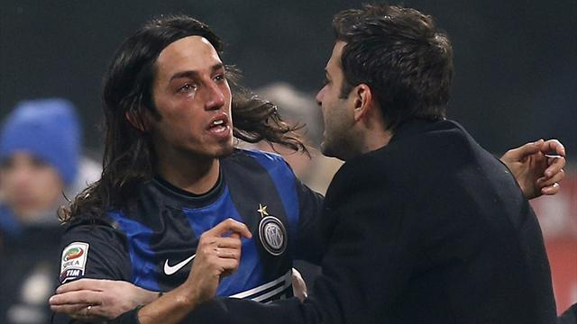 Italian Serie A - Schelotto rescues point for Inter in Milan derby