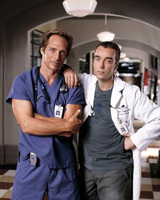 "William Fichtner and John Hannah ABC's ""MDs"" MDs"