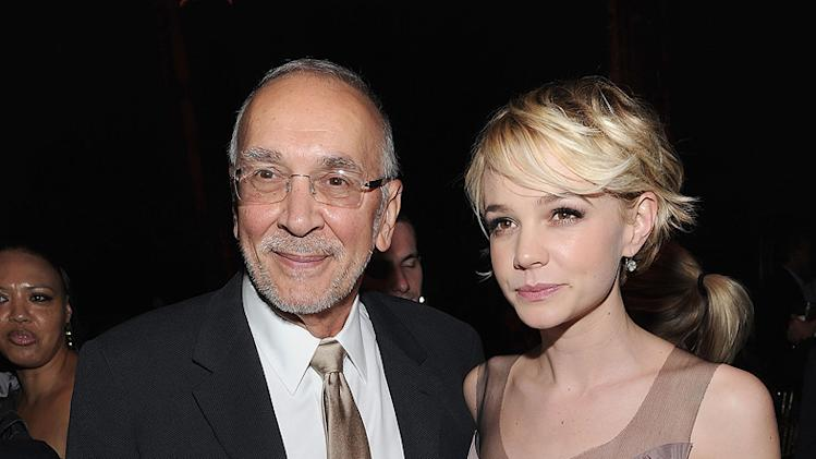 Wall Street: Money Never Sleeps NYC Premiere 2010 Frank Langella Carey Mulligan