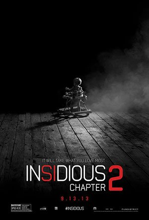 'Insidious: Chatper 2' exclusive poster reveal
