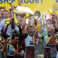 Harlequins will face Biarritz, Connacht and Zebre in the Heineken Cup