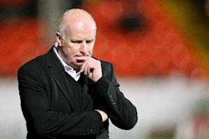 Dundee United boss Peter Houston is hoping his team can bounce back against Kilmarnock