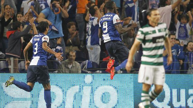 World Football - Martinez finally scares off ghost of Falcao in new Porto