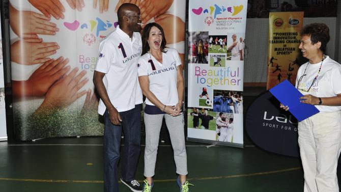 LWSA Special Olympics Project Visit