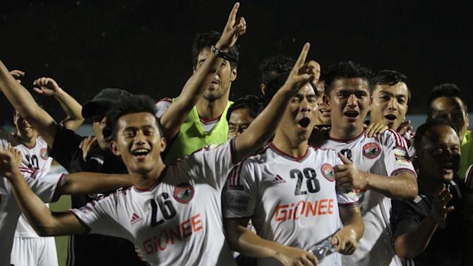 Federation Cup: Mohun Bagan to face Shillong Lajong in the semis while Aizawl host Sporting Goa