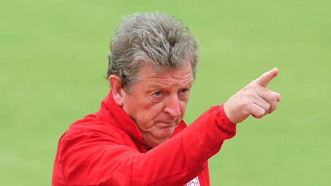 Roy Hodgson hopes his England youngsters can follow the example of Germany's recent progress