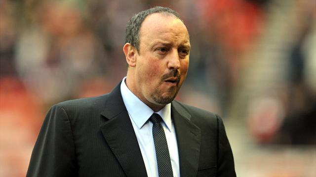 Football - Benitez content to 'win with character'