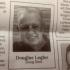 Newspaper Prints Two-Word Obituary For Dad