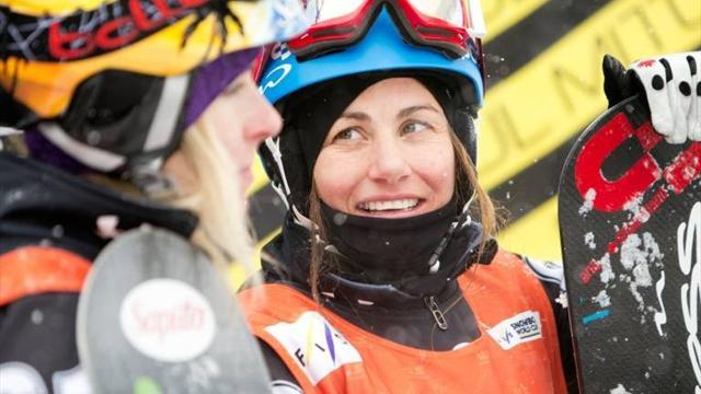 Snowboard - Ricker world champion, Pullin defends men's title