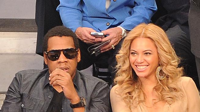 Jay-Z, Beyonce Knowles