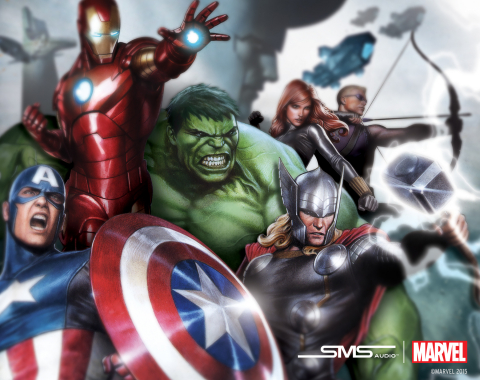 Sms audio™ announces marvel™ headphone collection - yahoo finance