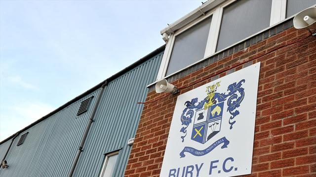 League Two - Byrne leaves Bury
