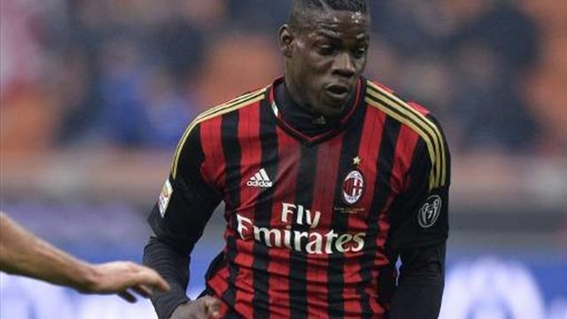 Serie A - Arsenal 'to offer €30m for Balotelli'