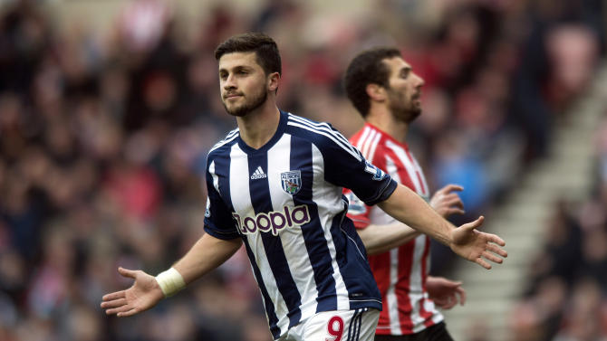 Shane Long shrugged off talk of a move in the January transfer window