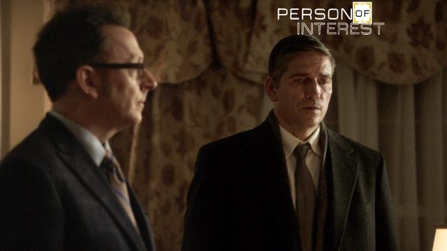 Person Of Interest - A Request To Kill