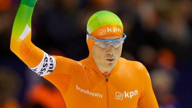 Speed Skating - Smeekens follows Wang in sealing 500m double in Erfurt