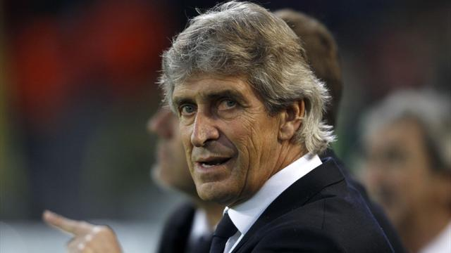Premier League - Pellegrini joins Man City
