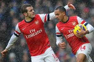 Walcott: Arsenal is improving every year