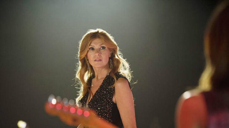 """Nashville"" -- ""There'll Be No Teardrops Tonight"" CONNIE BRITTON"