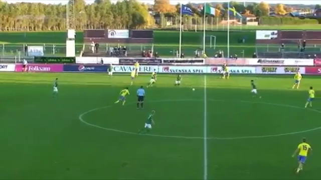 Euro U21 - Reading's Kelly scores from halfway line