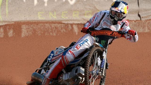 Speedway - Hampel takes victory in Gorzow