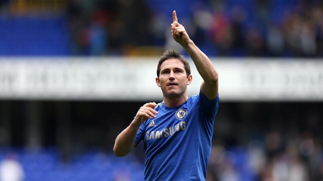 Premier League - Pirlo: Lampard could prolong career at Juventus