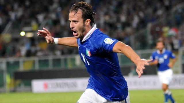 World Cup - Gilardino misses out as Italy ethics row brews