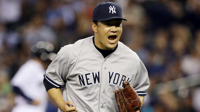 Tanaka strikes out 11, wins 10th as Yanks top M's