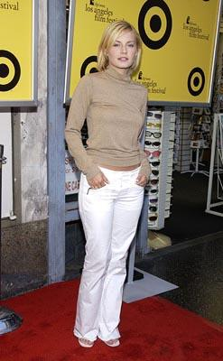 Premiere: Elisha Cuthbert at the Hollywood premiere of Fox Searchlight's The Good Girl - 6/29/2002