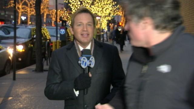 Distracted Pedestrian Crashes WABC Meteorologist's Live Weather Report