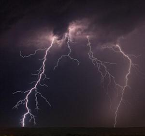Telescope Gets Better View of Strange Thunderstorm Flashes