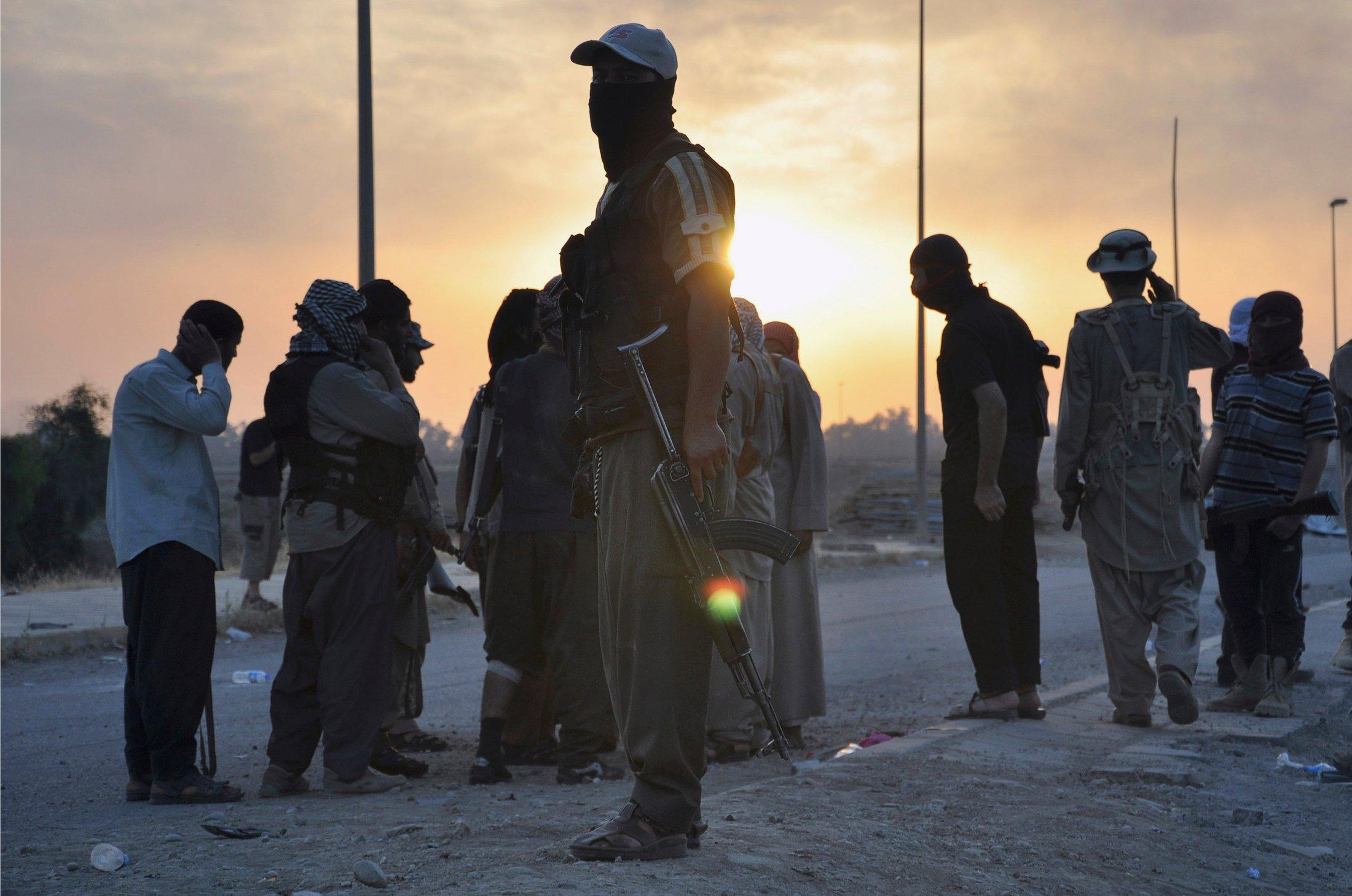 How Saudi Arabia's Troops Could Swing the Fight Against ISIS