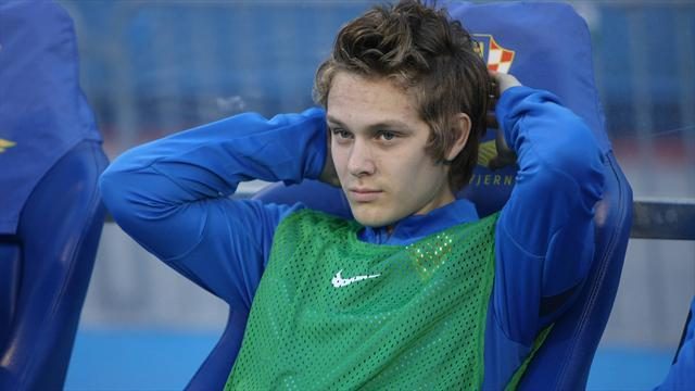 Liga - Barca confirm Halilovic capture for just €2.2m