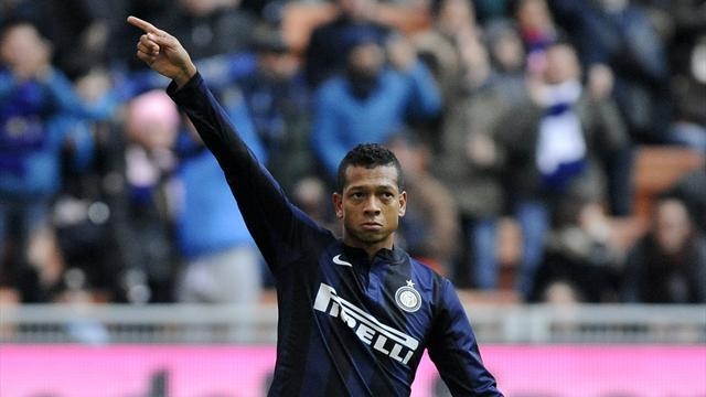 Serie A - Mazzarri 'proves Guarin not at fault for goal'