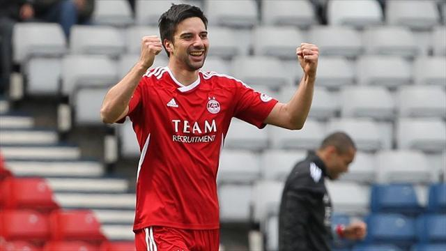 Scottish Premier League - Fallon joins St Johnstone