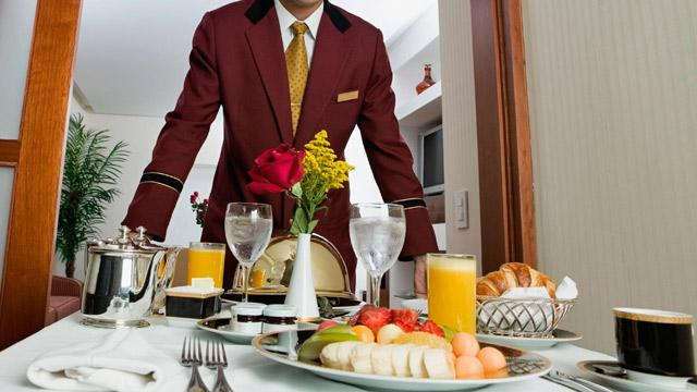 Room Service Ending at Largest NYC Hotel