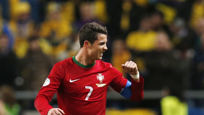 France, Portugal reach World Cup