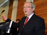 Kevin Rudd came to power in Australia's 2007 election landslide that ended more than a decade of conservative rule, but a series of policy mis-steps saw him lose the confidence of party chiefs and he was axed for the more pragmatic Julia Gillard