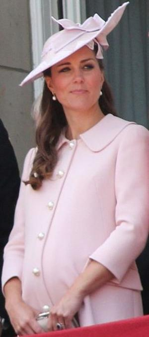 Kate Middleton and Other Celebs Feel Pressure to Lose the 'Mummy Tummy' Fast