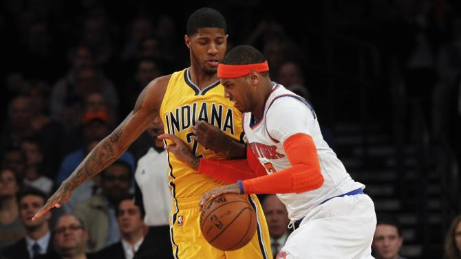 Indiana Pacers v New York Knicks - Game Two